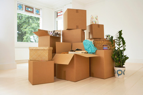 Packing Service arrow image