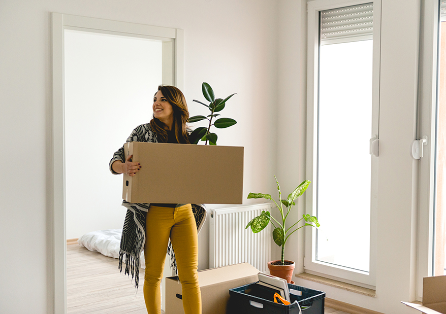 Condo and Apartment Moves image